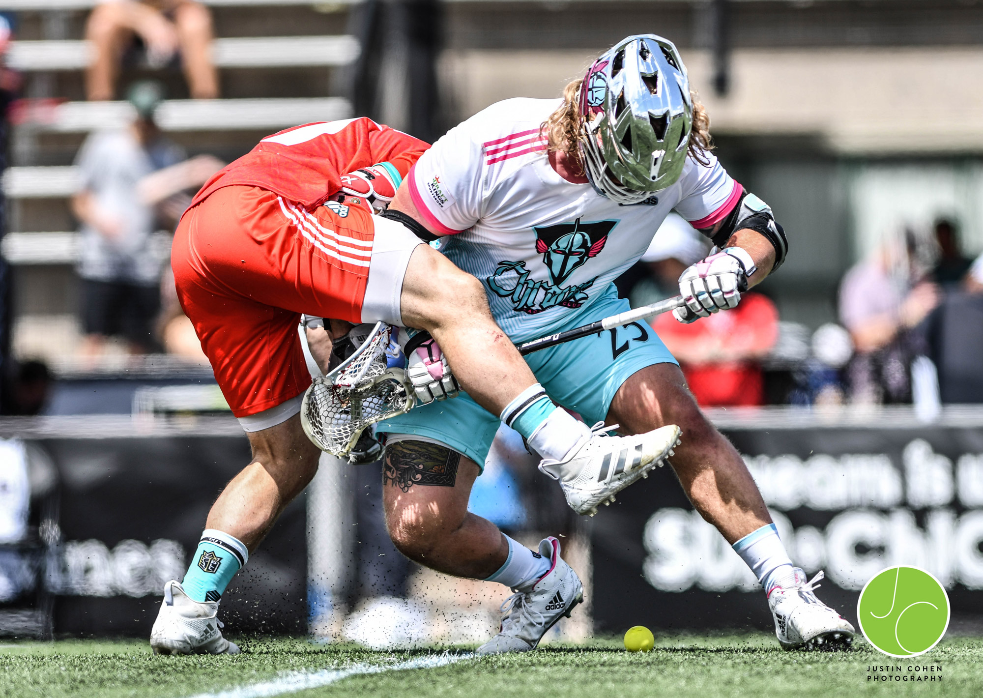 Connor Farrell of PLL Chrome Baltimore Maryland