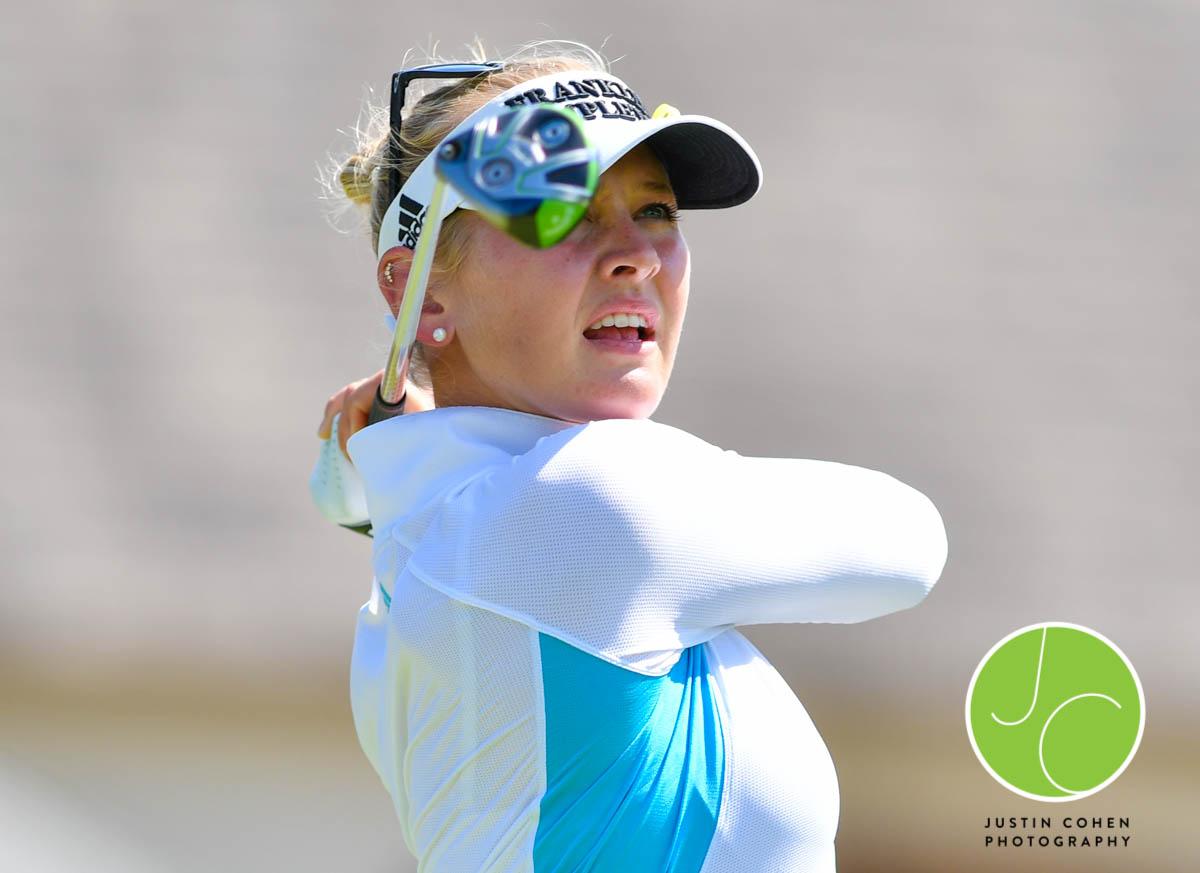 Jessica Korda at 2019 LPGA Walmart NW Arkansas Golf Championships